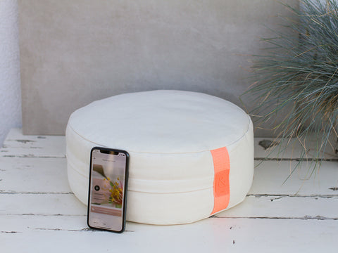Meditation Cushion & App