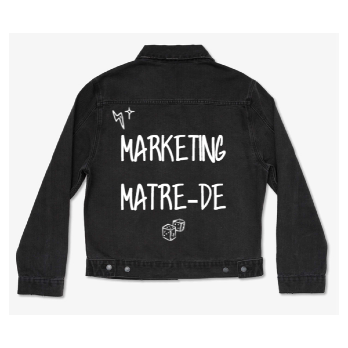 G Method Of Denim'S Marketing Matre-De