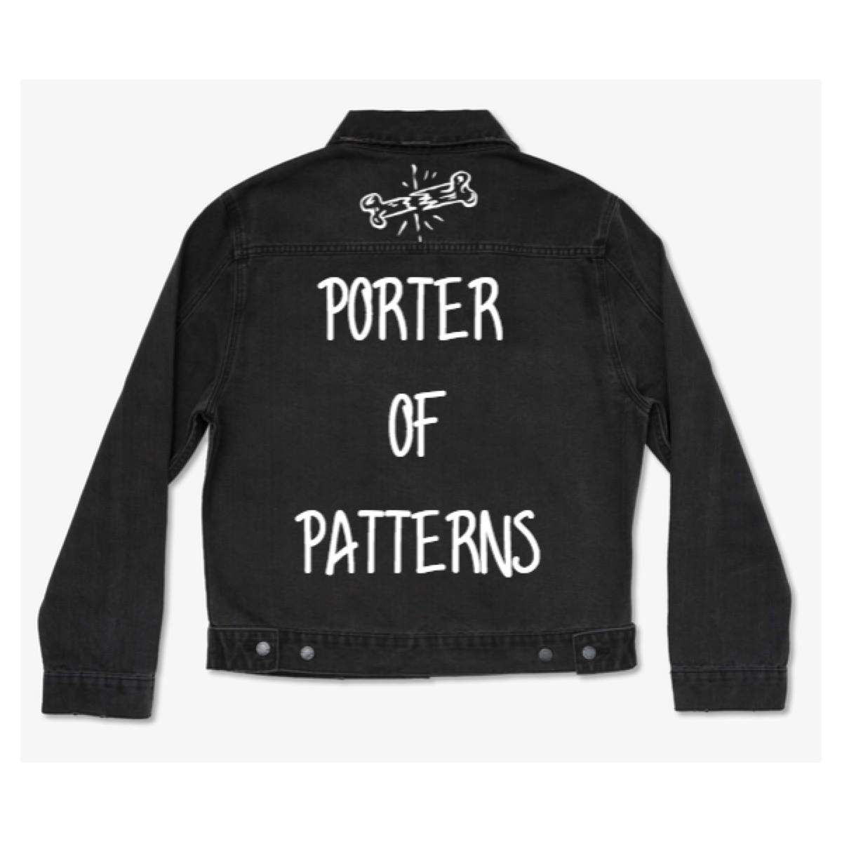 Ali B Method Of Denim'S Porter Of Patterns
