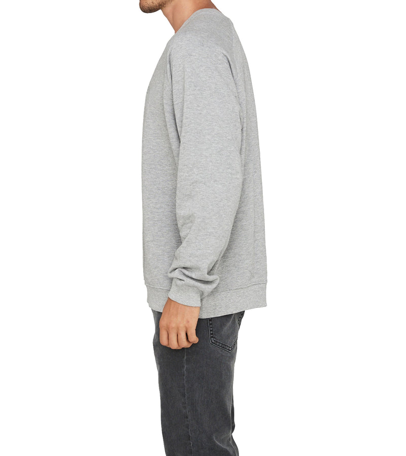 Method of Denim Custom Apparel Custom Crew Jumper - Grey 1