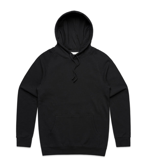 Method of Denim Custom Apparel Custom Hoodie - Black