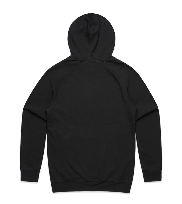 Method of Denim Custom Apparel Custom Hoodie - Black (3832538988630)