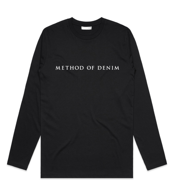 Method of Denim Custom Apparel MOD Long Sleeve Tee