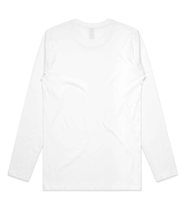 Method of Denim Custom Apparel MOD Long Sleeve White