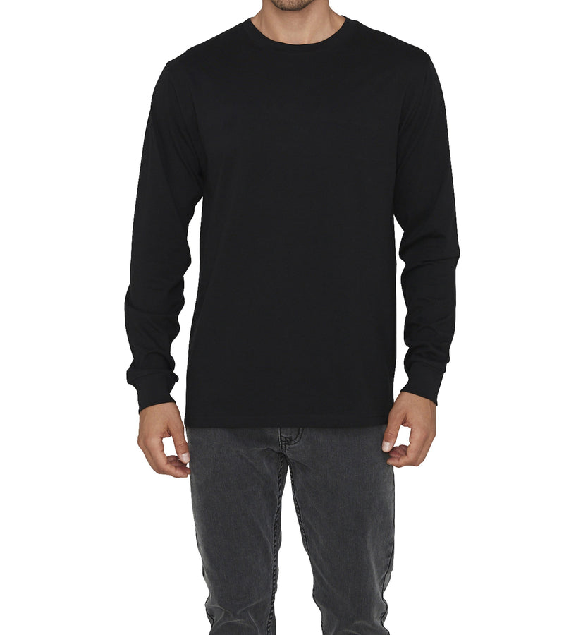 Method of Denim Custom Apparel Myself Long Sleeve Tee