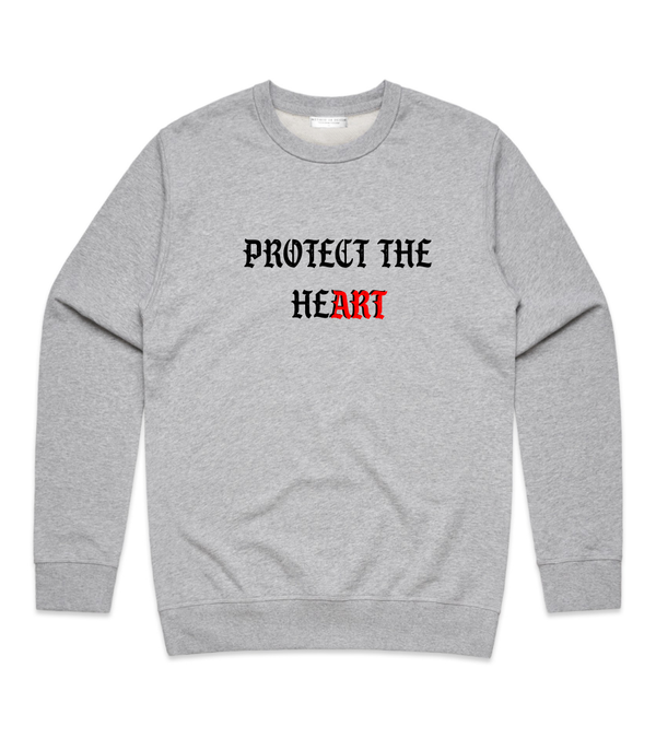 Method of Denim Custom Apparel Protect Crew Sweatshirt