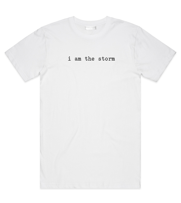 Method of Denim Custom Apparel The Storm Tee