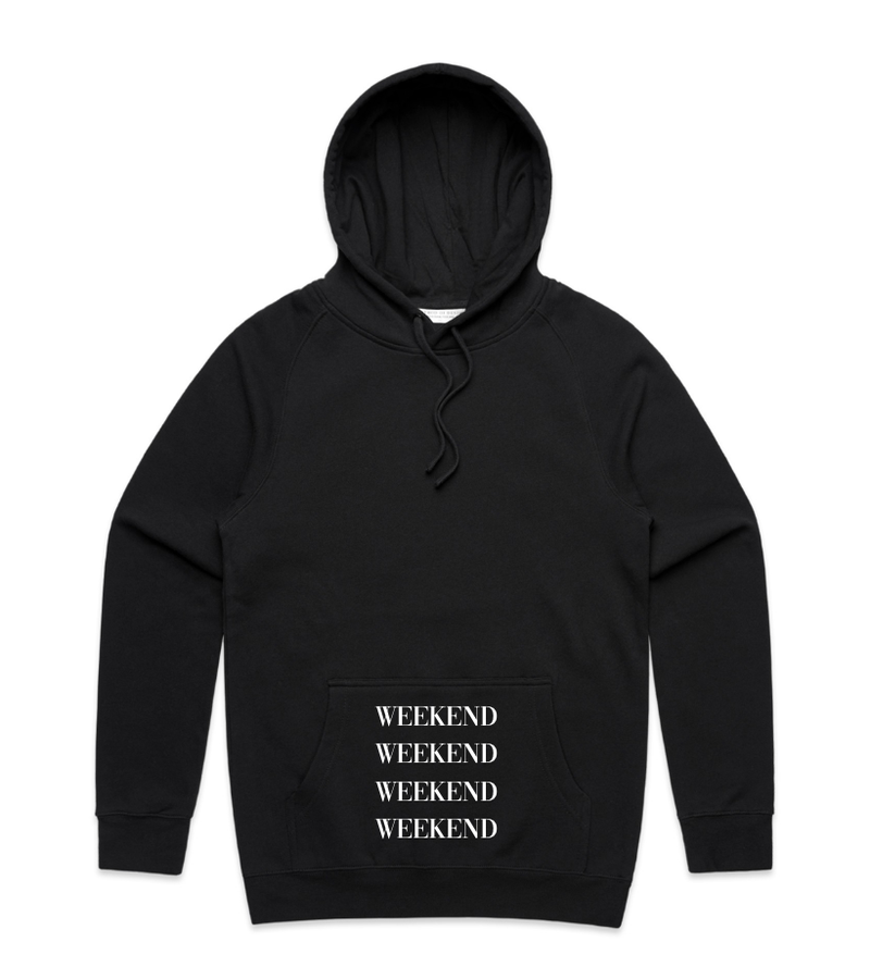 Method of Denim Custom Apparel Weekend Hoodie