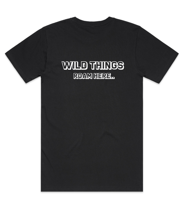 Method of Denim Custom Apparel Wild Things Tee