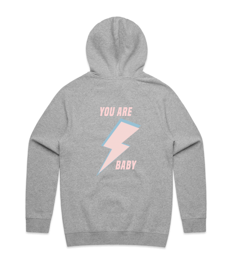 Method of Denim Custom Apparel You Are Hoodie