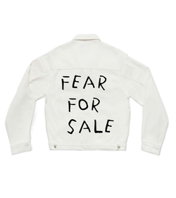 Method of Denim Fear For Sale - Jbomb White