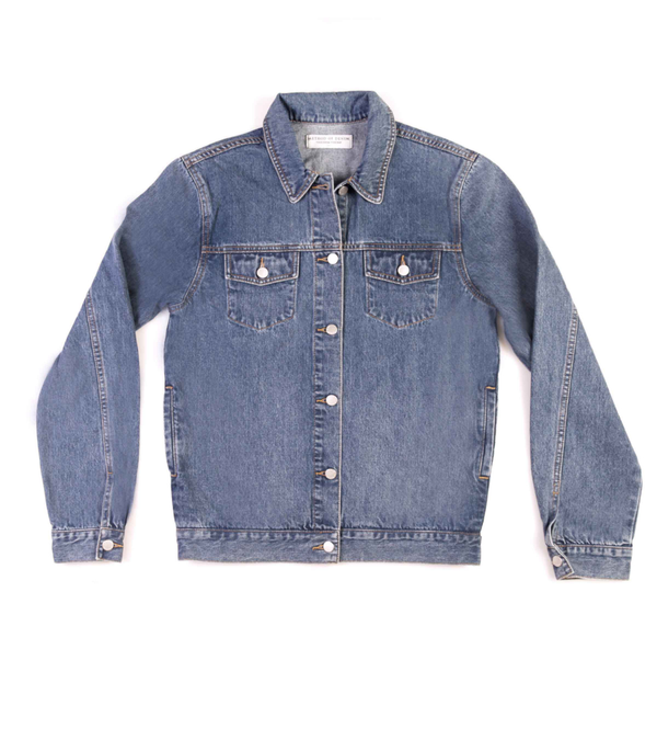 Method of Denim Jacket 'BadAss' Denim Jacket