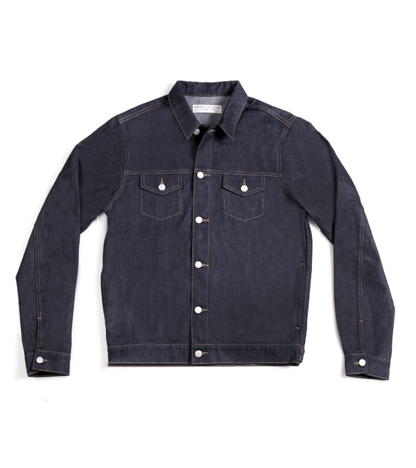 Method of Denim Jacket Bull Rider - Custom Denim Jacket
