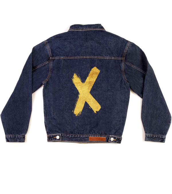 Method of Denim Jacket 'Monogram' Denim Jacket