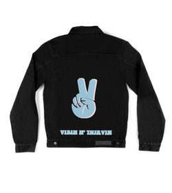 "Method of Denim Jacket ""Vibin N"" Denim Jacket (4602611236950)"
