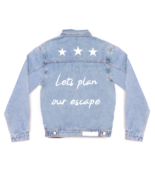 Method of Denim Let's plan our escape