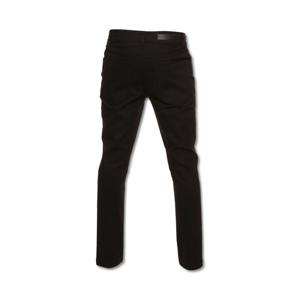 Method of Denim Mens Denim Jeans Whiskey Skinny Jeans - Black