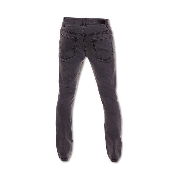 Method of Denim Mens Denim Jeans Whiskey Skinny Jeans - Washed Black