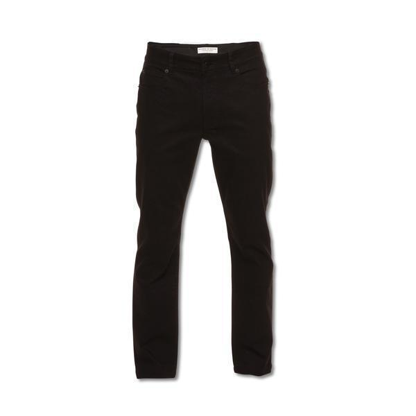 Method of Denim Mens Denim Sailors Slim Jeans - Black