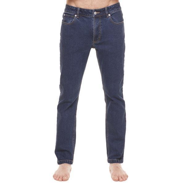 Method of Denim Mens Denim Sailors Slim Jeans - Indigo