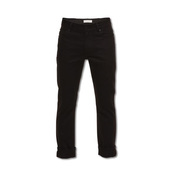 Method of Denim Mens Denim Straight Shooter Jeans - Black