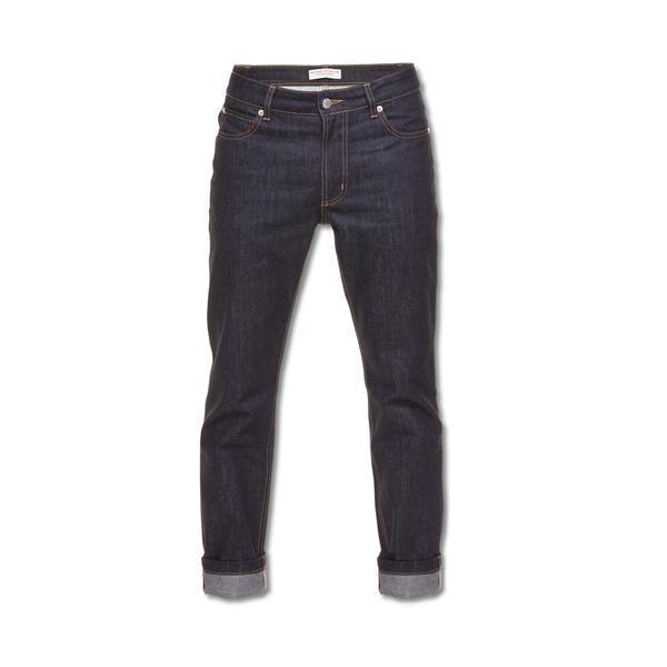 Method of Denim Mens Denim Straight Shooter Jeans - Raw