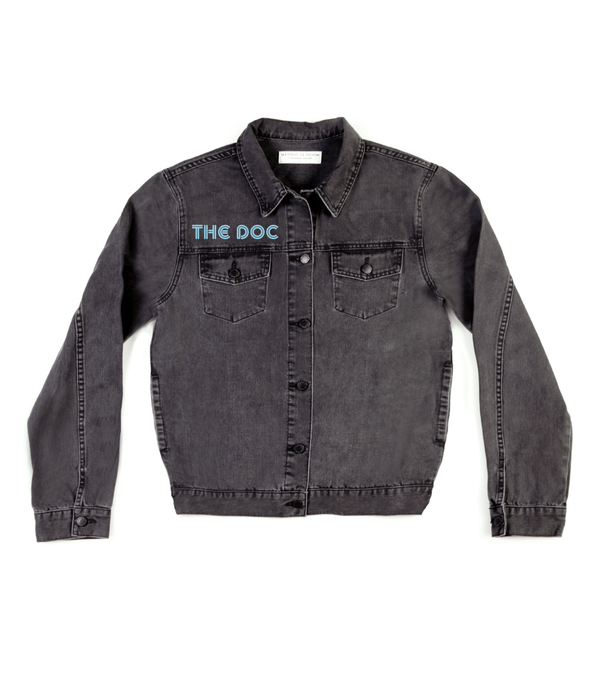 Method of Denim Mens Jackets Disco Doc Denim Jacket