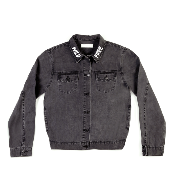 Method of Denim Mens Jackets Free & Wild Denim Jacket
