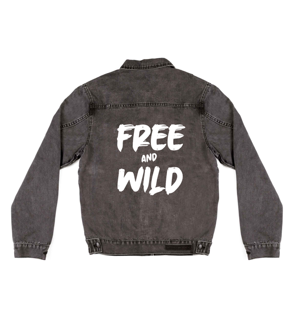 Method of Denim Mens Jackets Free & Wild Denim Jacket (4559842082902)