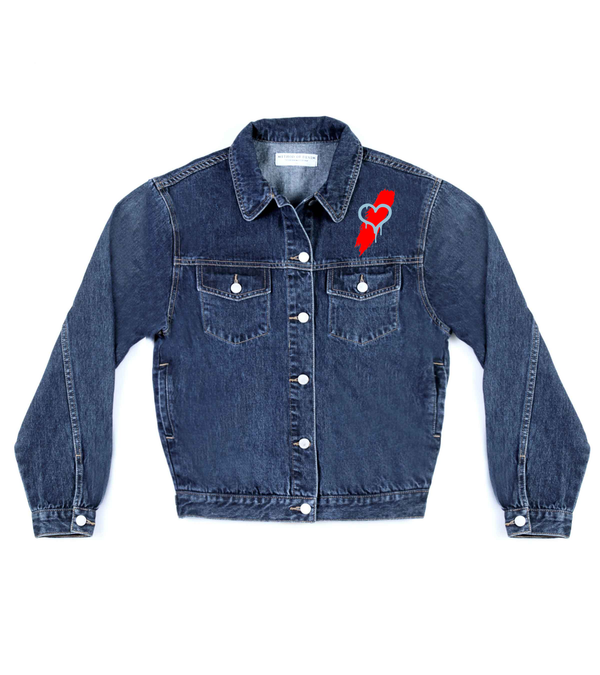Method of Denim Mens Jackets Mad Soul Denim Jacket