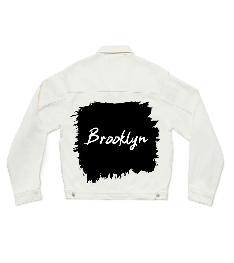 Method of Denim Mens Jackets My City Brooklyn Denim Jacket (4557134528598)