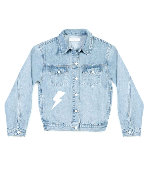 Method of Denim Mens Jackets Ride it Denim Jacket