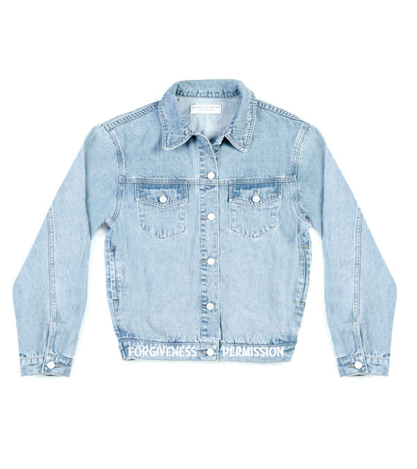 Method of Denim Mens Jackets THE ASK DENIM JACKET (4516117872726)