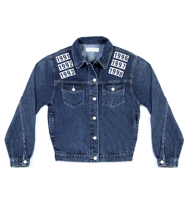 Method of Denim Mens Jackets The Goat Denim Jacket (4559826223190)
