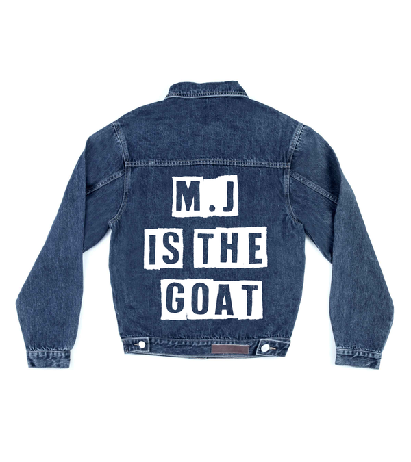 Method of Denim Mens Jackets The Goat Denim Jacket