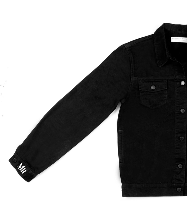 Method of Denim Mens Jackets 'The ...'s' Denim Jacket (4614680510550)