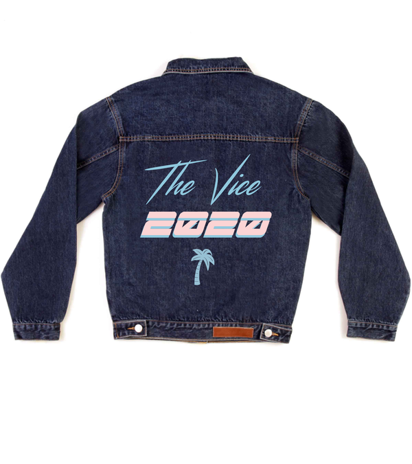 Method of Denim Mens Jackets The Vice Denim Jacket (4556270862422)
