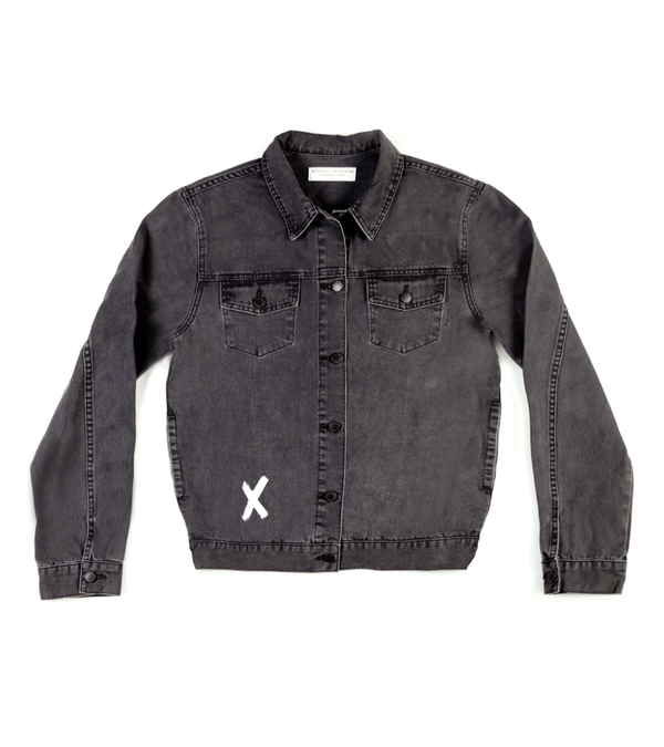 Method of Denim Mens Jackets The X Denim Jacket (4563156238422)