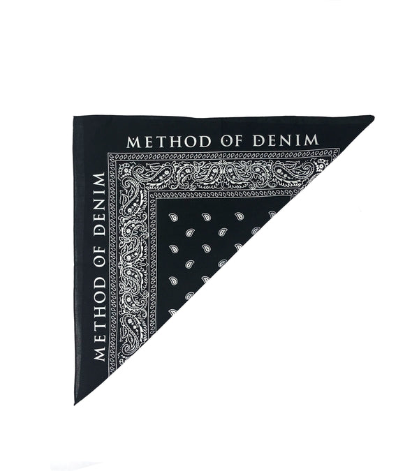 Method of Denim MOD Merch Method of Denim Limited Edition Bandana