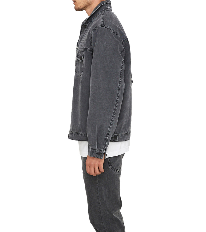 Method of Denim Our Designs Jackets (Mens) Disco Doc Denim Jacket (4563185074262)