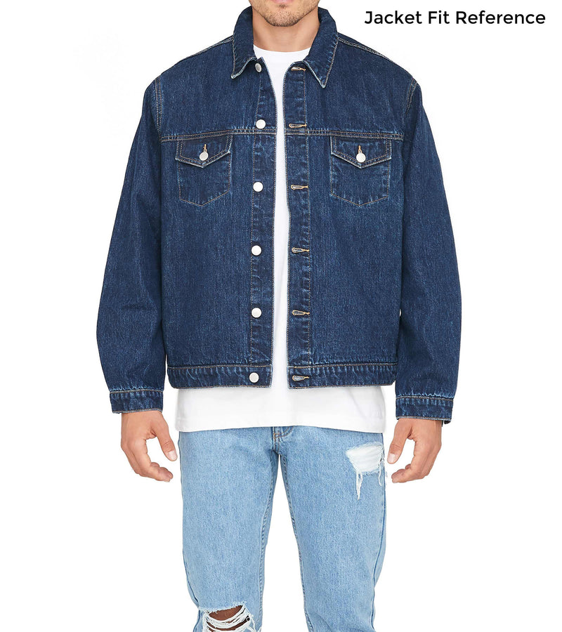 Method of Denim Our Designs Jackets (Mens) Doing Hood Rat Thangz 2 - Custom Denim Jacket