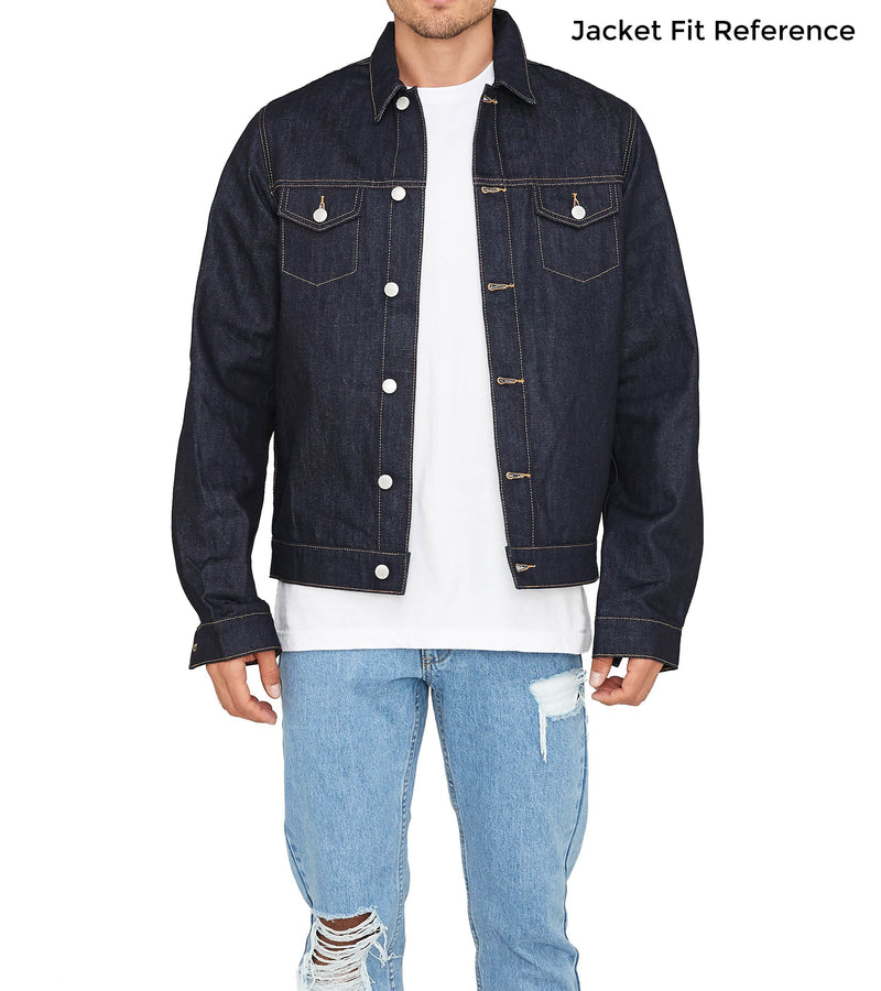 Method of Denim Our Designs Jackets (Mens) Highway Robbery - Custom Denim Jacket