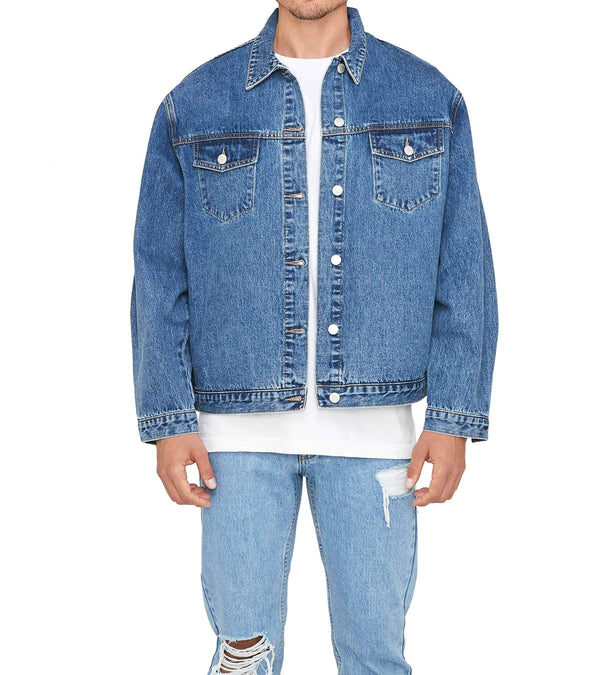 Method of Denim Our Designs Jackets (Mens) Last Night Denim Jacket