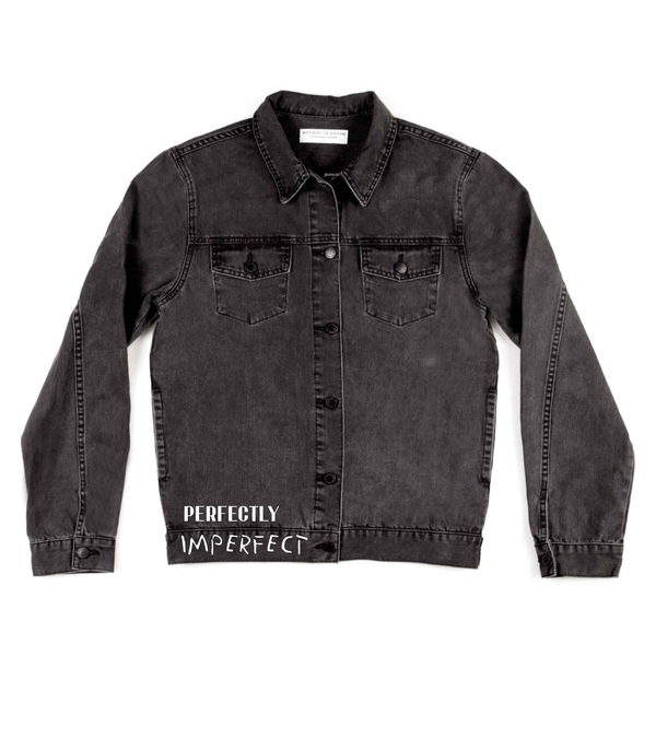 Method of Denim Our Designs Jackets (Mens) Perfectly Imperfect Denim Jacket (4556228034646)