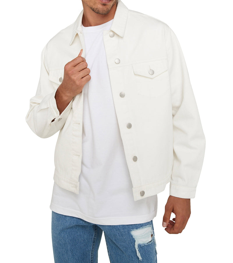 Method of Denim Our Designs Jackets (Mens) Reintroduce Myself Denim Jacket