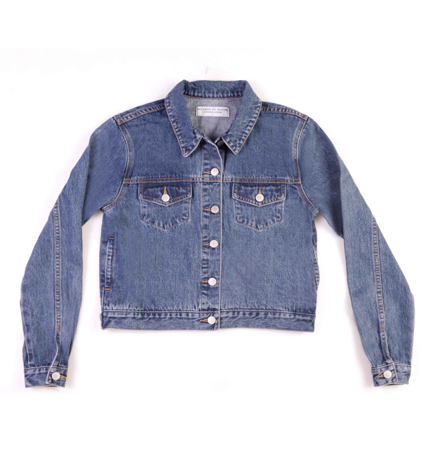 Method of Denim Womens Jackets Be Nice Jacket