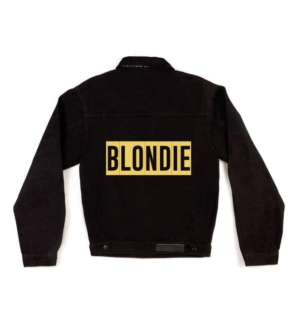 Method of Denim Womens Jackets 'Blondie' Denim Jacket (4559639150678)