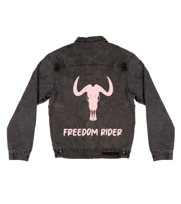 Method of Denim Womens Jackets Freedom Rider Jacket