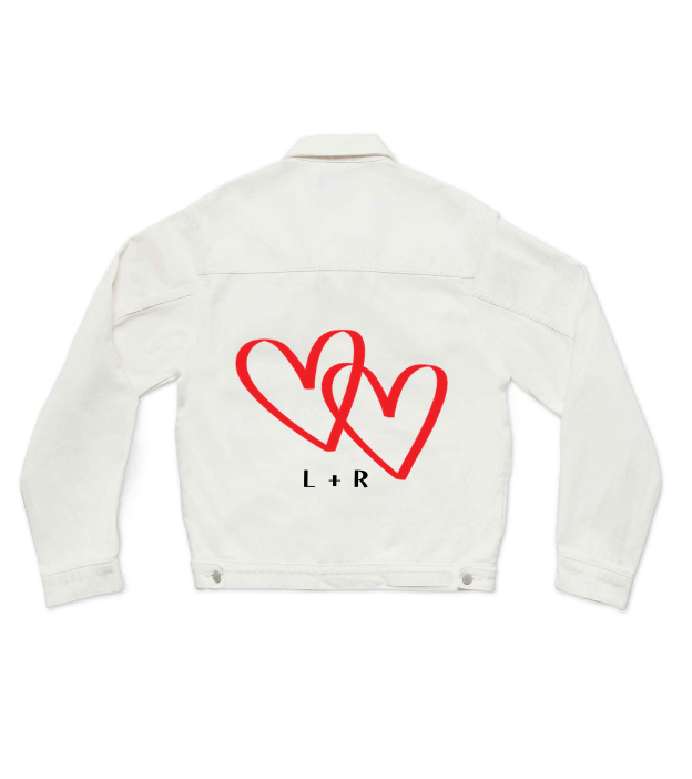 Method of Denim Womens Jackets Hearts (4515852320854)