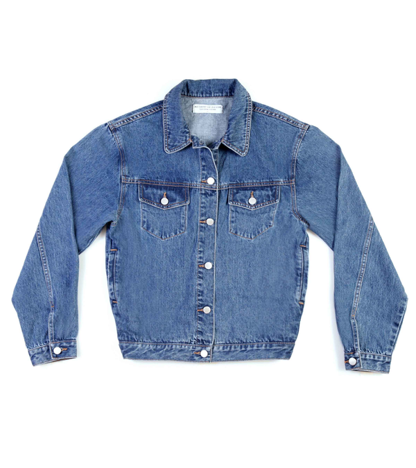 Method of Denim Womens Jackets 'Limited Edition' Denim Jacket